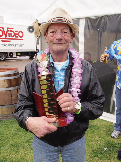 2014 BUNG FRITZ APPRECIATION TROPHY WINNER